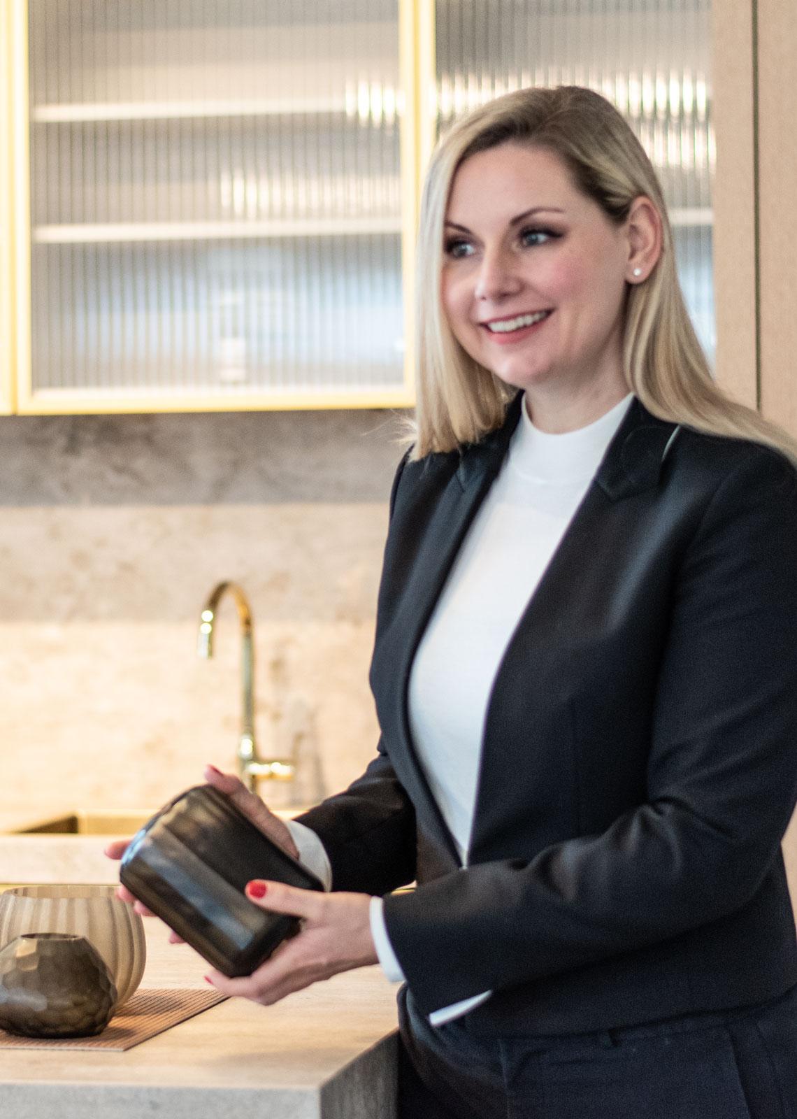 Monika Winden interior designerin