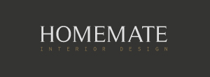 Logo Homemate Interior Design